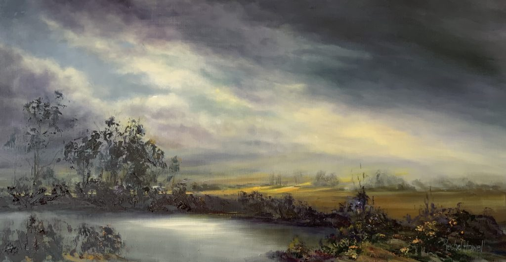 'On the way to Huonville' - SOLD