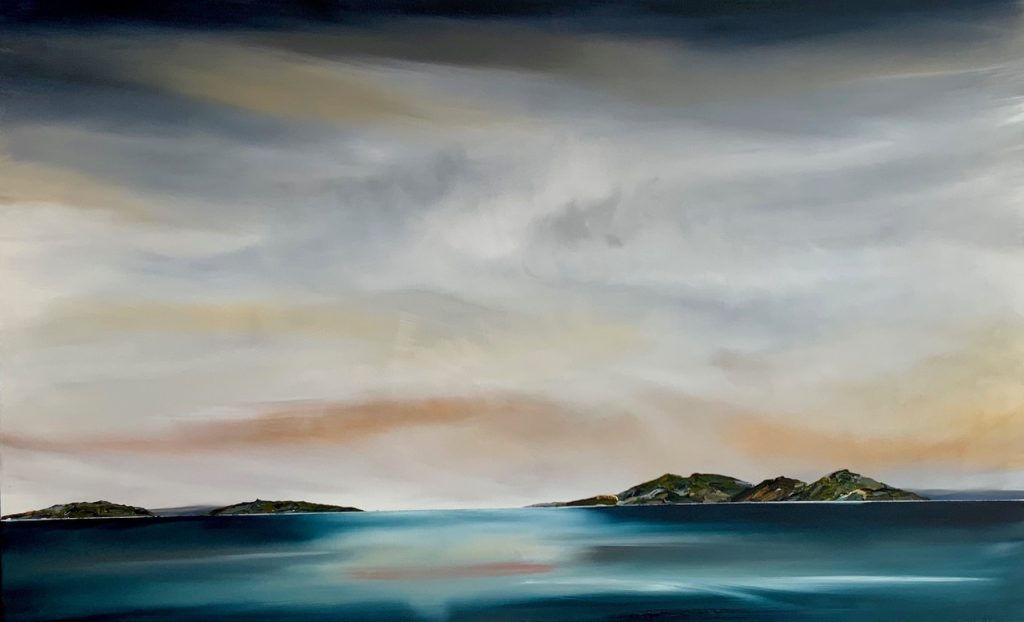 'Autumn Hue - Bay of Fires' - SOLD