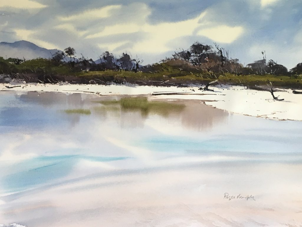 'Reflections Douglas River' - SOLD